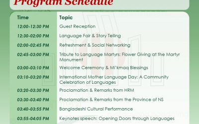 Commemorating International Mother Language Day 2020